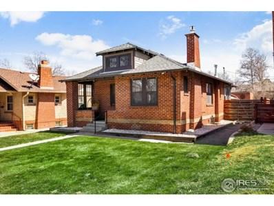 1354 Elm St, Denver, CO 80220 - MLS#: 845966