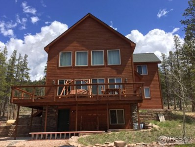 70 Cocopa Way, Red Feather Lakes, CO 80545 - MLS#: 846015