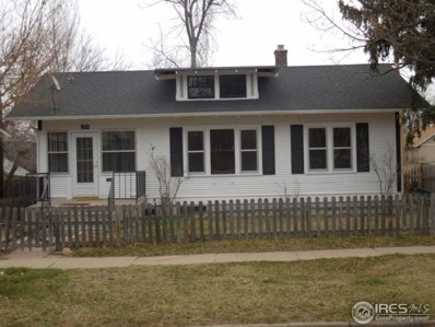 1314 12th Ave, Greeley, CO 80631 - MLS#: 846071