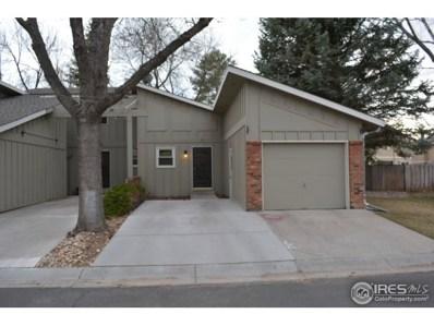 3025 Marina Ln UNIT 1, Fort Collins, CO 80525 - MLS#: 846196
