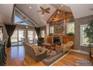 356 Fox Acres Dr, Red Feather Lakes, CO 80545 - MLS#: 846221