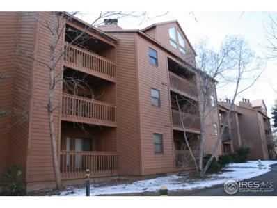 2807 Sundown Ln UNIT 207, Boulder, CO 80303 - MLS#: 846270