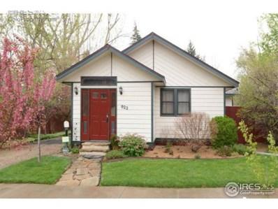 623 Grant Ave, Loveland, CO 80537 - MLS#: 846413