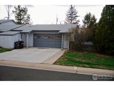 979 Roxwood Ln, Boulder, CO 80303 - MLS#: 846457