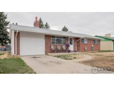 1841 Corey St, Longmont, CO 80501 - MLS#: 846582
