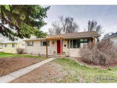 216 Bishop St, Fort Collins, CO 80521 - MLS#: 846623