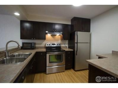 805 29th St UNIT 203, Boulder, CO 80303 - MLS#: 846686
