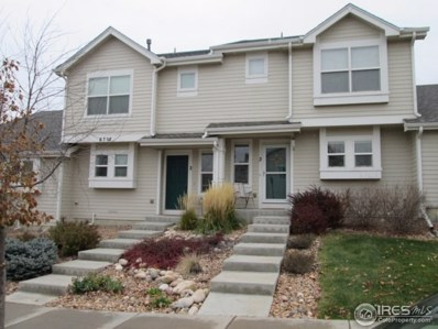 6708 Rose Creek Way UNIT #3, Fort Collins, CO 80525 - MLS#: 846929