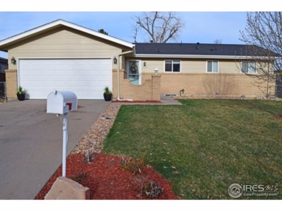 509 37th Ave, Greeley, CO 80634 - MLS#: 846958