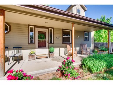 314 W 10th St, Loveland, CO 80537 - MLS#: 847009