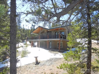 1550 Ottawa Way, Red Feather Lakes, CO 80545 - MLS#: 847036