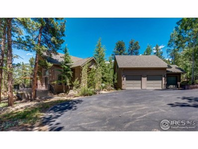 2339 Fox Acres Dr, Red Feather Lakes, CO 80545 - MLS#: 847227