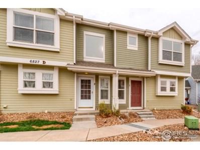 6827 Autumn Ridge Dr UNIT D1, Fort Collins, CO 80525 - MLS#: 847317