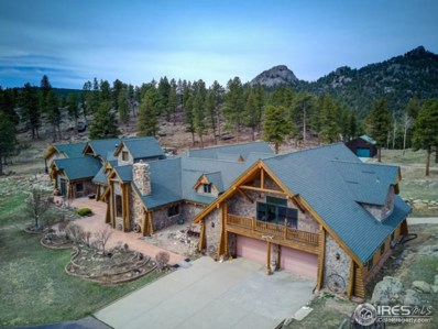 1260 Twin Sisters Rd, Nederland, CO 80466 - MLS#: 847449