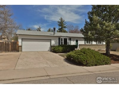 4520 Ashfield Dr, Boulder, CO 80301 - MLS#: 847499