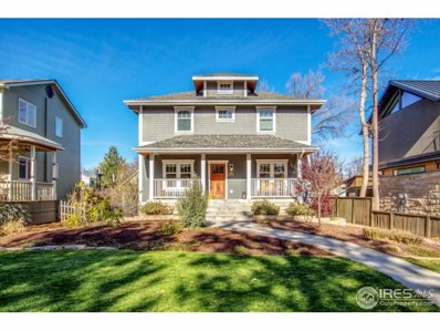 1808 W Mountain Ave, Fort Collins, CO 80521 - MLS#: 847507