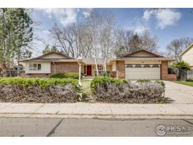 5011 Fox Hill Dr, Longmont, CO 80504 - MLS#: 847572