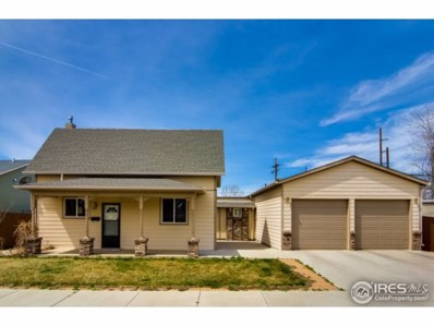 805 Park Ave, Fort Lupton, CO 80621 - MLS#: 847640