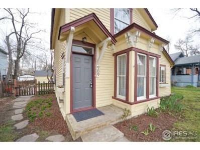 909 Terry St, Longmont, CO 80501 - MLS#: 847644