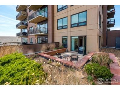 1650 Fillmore St UNIT 605, Denver, CO 80206 - MLS#: 847656