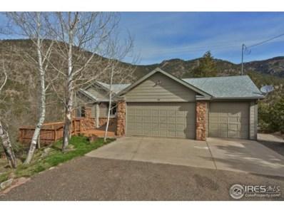 187 Wichita Rd, Lyons, CO 80540 - MLS#: 847739