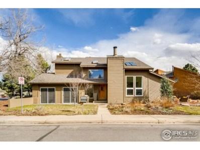2748 Winding Trail Dr, Boulder, CO 80304 - MLS#: 847762