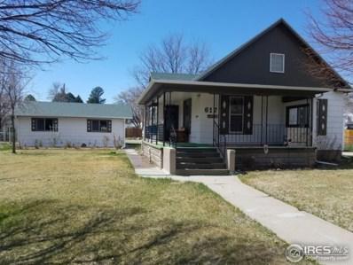 617 Grant St, Fort Morgan, CO 80701 - MLS#: 847860