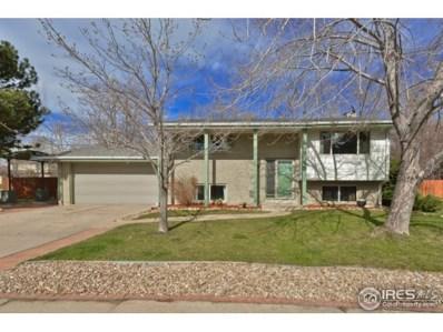 4744 Ashfield Dr, Boulder, CO 80301 - MLS#: 847864
