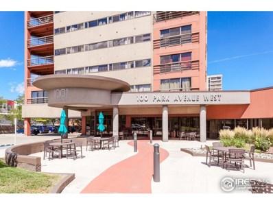 100 Park Ave UNIT 202, Denver, CO 80205 - MLS#: 847911