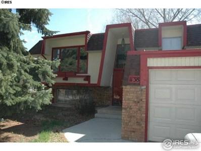 1138 Hover St, Longmont, CO 80501 - MLS#: 847965