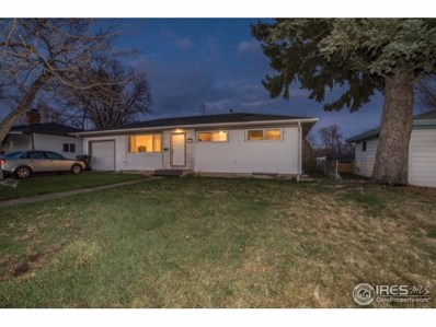 2534 16th Ave, Greeley, CO 80631 - MLS#: 848158