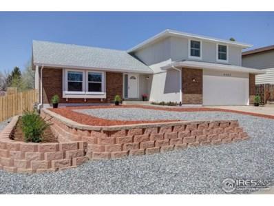 4663 Kirkwood St, Boulder, CO 80301 - MLS#: 848215