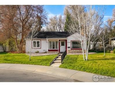 721 Eastdale Dr, Fort Collins, CO 80524 - MLS#: 848397
