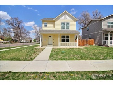 1329 13th St, Greeley, CO 80631 - MLS#: 848556