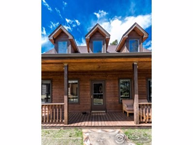 1072 Middle Broadview Rd, Estes Park, CO 80517 - MLS#: 848677