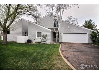 1925 28th Ave UNIT 38, Greeley, CO 80634 - MLS#: 848693