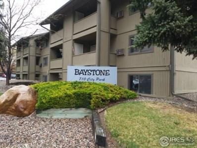 710 City Park Ave UNIT 215, Fort Collins, CO 80521 - MLS#: 848802