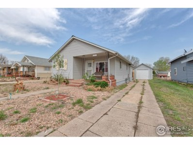 436 S 4th Ave, Brighton, CO 80601 - MLS#: 848848