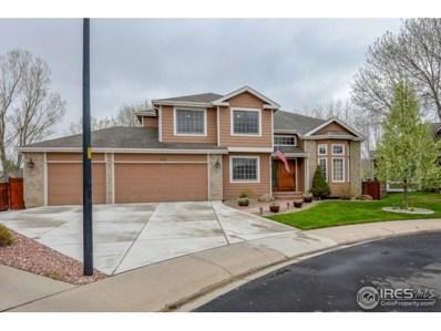 549 Idalia Ct, Fort Collins, CO 80525 - MLS#: 848966