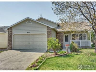 2334 Turquoise St, Loveland, CO 80537 - MLS#: 848991