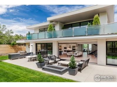 540 Pleasant St, Boulder, CO 80302 - MLS#: 849030