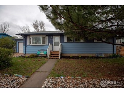 3720 Grant Ave, Wellington, CO 80549 - MLS#: 849065
