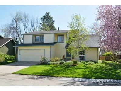 2718 Granada Hills Dr, Fort Collins, CO 80525 - MLS#: 849106