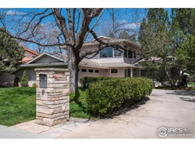 840 Cypress Dr, Boulder, CO 80303 - MLS#: 849204