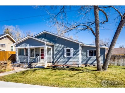 1232 N Jefferson Ave, Loveland, CO 80537 - MLS#: 849291