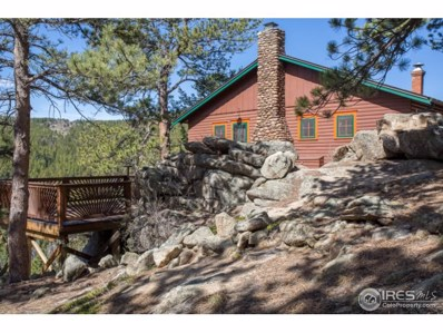 3285 Coal Creek Canyon Dr 7 UNIT 7, Pinecliffe, CO 80471 - MLS#: 849334