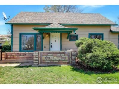 156 W 2nd St, Loveland, CO 80537 - MLS#: 849358