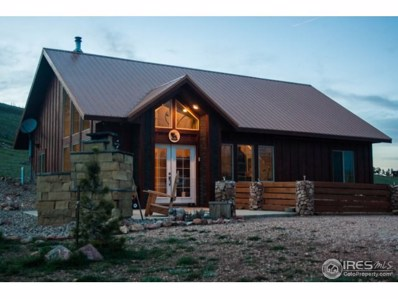 361 Horse Mountain Dr, Livermore, CO 80536 - MLS#: 849449