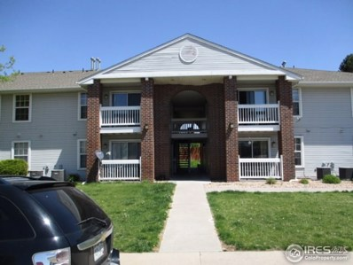 2820 17th Ave UNIT 106, Greeley, CO 80631 - MLS#: 849488