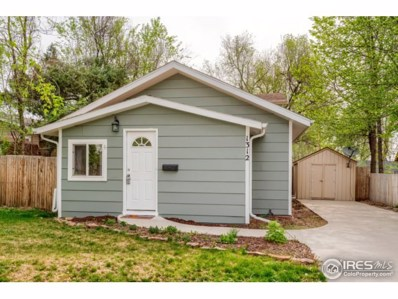 1312 Washington Ave, Loveland, CO 80537 - MLS#: 849542